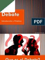 Introducción al Debate