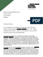 Plainte d'une Transsexuelle contre la Police Belge