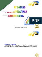 Materi Safety Riding Sepeda Motor