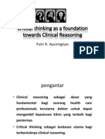 2010 Clinical Reasoning