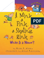 A Mink a Fink a Skating Rink-What is a Noun