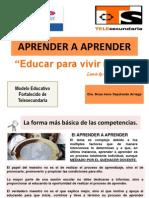 Conferencia Aprender a Aprender (2)