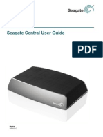 Seagate Central NAS User Guide