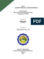 Analisis Struktur Gedung Perkuliahan dengan SAP2000.docx