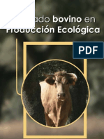 Ganado Bovino Produccion Ecologica
