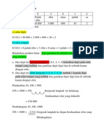 Nota Matematik Tahun 4
