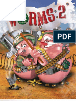 Worms 2 (PC Game) User Manual