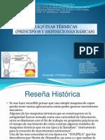 diapositivas maquinas termicas