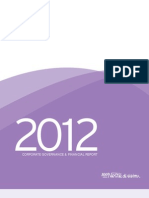 Nestle Financial Report 2012