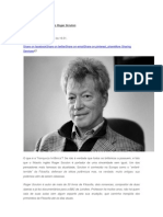 Entrevista com o filósofo Roger Scruton