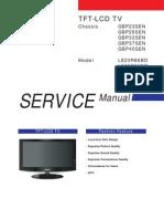 Service manual_Samsung Gbpxxsen Ch Le23r86bd Le26r86bd Le32r86bd Le37r86bd Le40r86bd