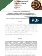 A ORGANIZAÇÃO DOS ESPAÇOS NA EDUCAÇÃO INFANTIL E SUA