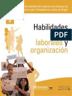 Taller de Habilitación Laboral con Enfoque de Género para Trabajadoras Jefas de Hogar- 09 Habilidades sociolaborales