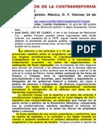 ABROGACIàN DE LA CONTRARREFORMA EDUCATIVA.doc