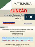 funções - introdução-noção intuitiva - parte 01.pps