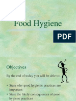 1day Basic Food Hygiene Ppt