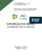 Subsídio Litúrgico SM JMJ - Diocese de Imperatriz