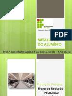 N2MET1 N2MET2 Metalurgia Do Aluminio Processo Hall Heroult