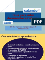 Tutorial Calameo