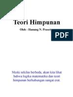 HIMPUNAN TEORI