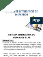 Sistema de Inteligencia de Mercados Presentacion
