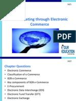 B2B Marketing through Electronic Commerce