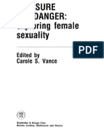 Vance_Carole S. (Ed.) - Pleasure and Danger - Exploring Female Sexuality