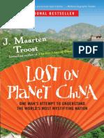 Lost on Planet China, by J. Maarten Troost - Excerpt
