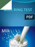 Milk Ring Test