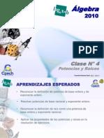 Clase 4 Matematica Cpech - Potencias & Raices (OliverClases)