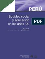 Unesco Equidad Escuelas Peru