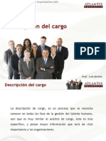 Presentacion Descripcion de Cargos