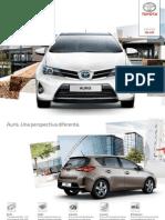 Toyota Auris 11569 AUR_52_ES