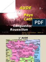 2 AUDE Pays Cathare 1- Languedoc Roussillon 13 Mai