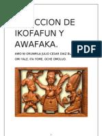 Direccion de Ikofafun y Awafakan
