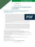 clasificacion desnutricion