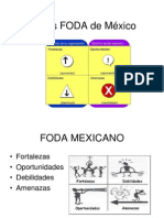Analisis Foda de Mexico