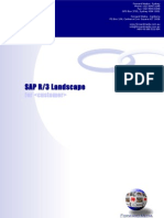 SAP Landscape