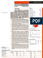 Reliance Capital - Initiating Coverage - Centrum 06122012