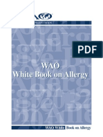 WAO White Book on Allergy