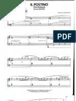 Bacalov, Luis - Il Postino (Piano)