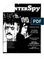 CIA, DINA, and the murder of Orlando Letelier (CounterSpy vol.3 n°2, December 1976).
