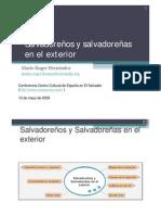 Salvadorean Overseas