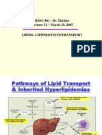 Lipid Transport