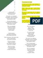 Poesia y Oratoria