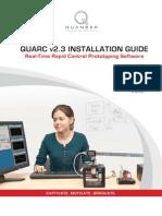 QUARC Installation Guide