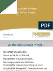 ValueXVail 2013 - Brian Bosse