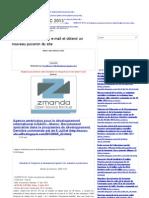 Agence américaine pour l...t ~ alwadifa Maroc 2013