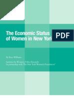 Economic Status Report