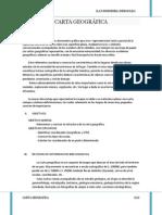 Informe Sobre La Carta Nacional
